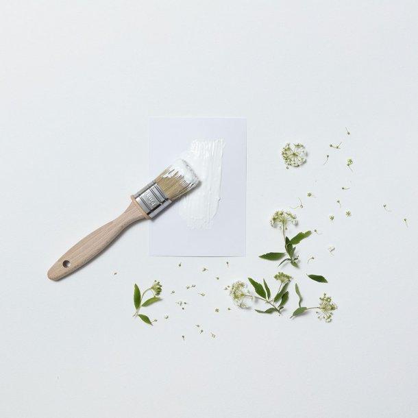 Allergivenlig væg- og loftmaling, Ekstra hvid